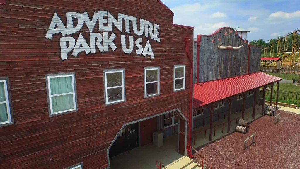 Adventure Park USA Exterior