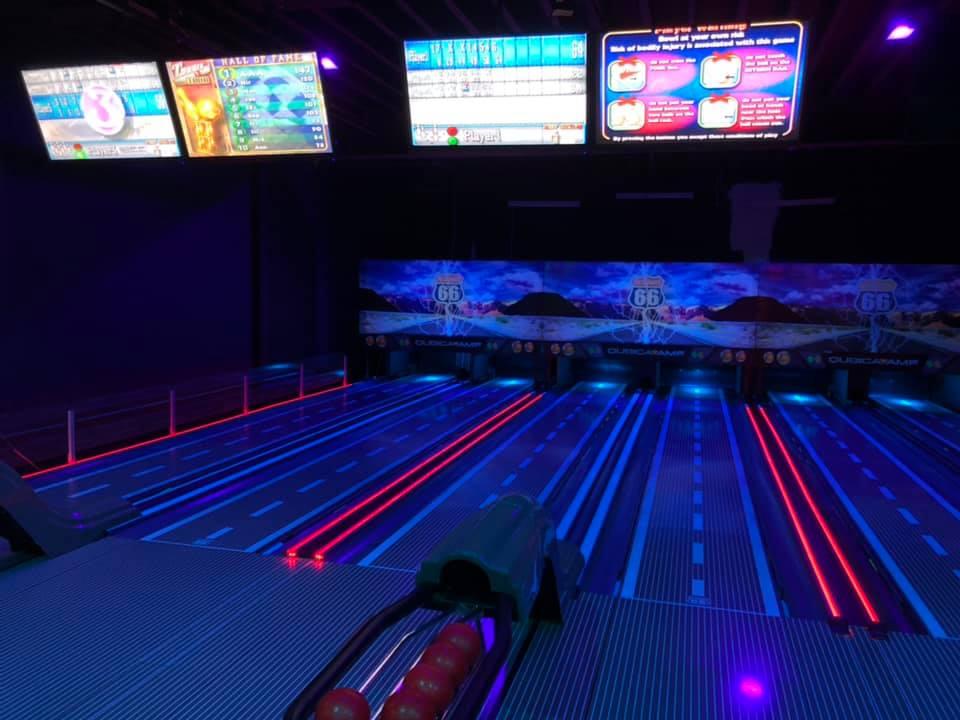 Mini-Bowling
