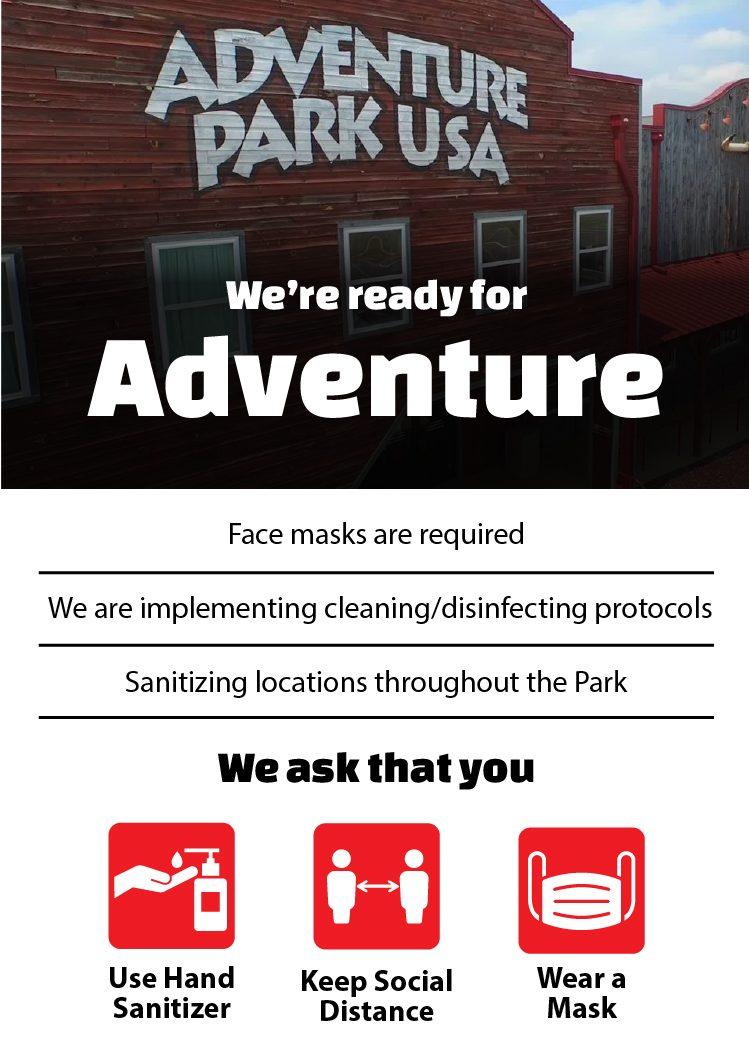 Adventure Park Usa Christmas Lights 2020 Adventure Park USA – Adventure Park USA